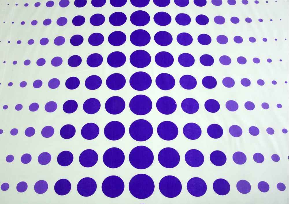 Planety na šedivém podkladu bavlna lux metráž