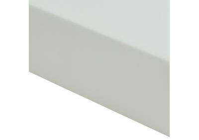 Prostěradlo plátno Bílé 170g/m2