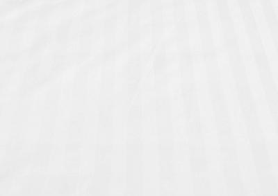 Ložní povlečení damašek - atlas gradl  Bílá