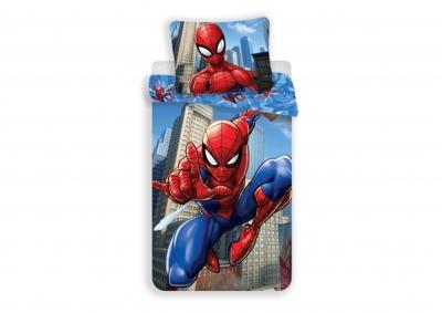 Bavlněné povlečení Spiderman 140x200