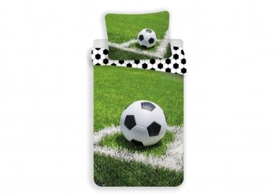 Bavlněné povlečení Fotbalový míč 140x200