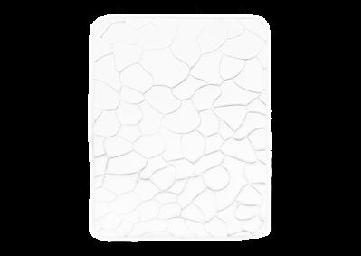 Předložka bílá 0133