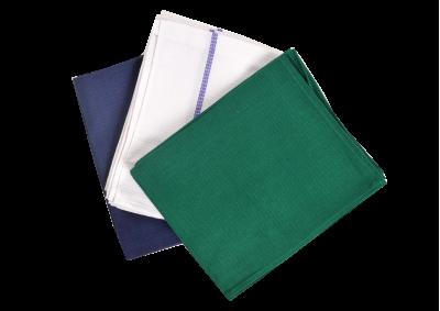 Pracovní ručník vaflový WENDY tmavě modrý