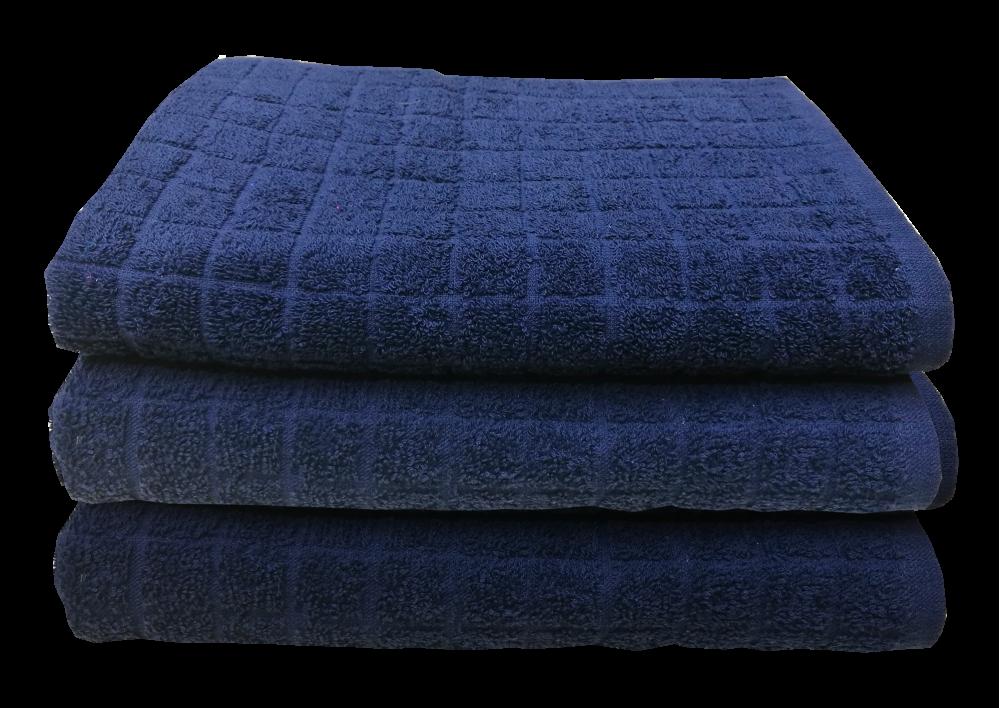 Froté ručník JERRY modrý