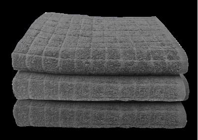 Pracovní froté ručník JERRY šedý
