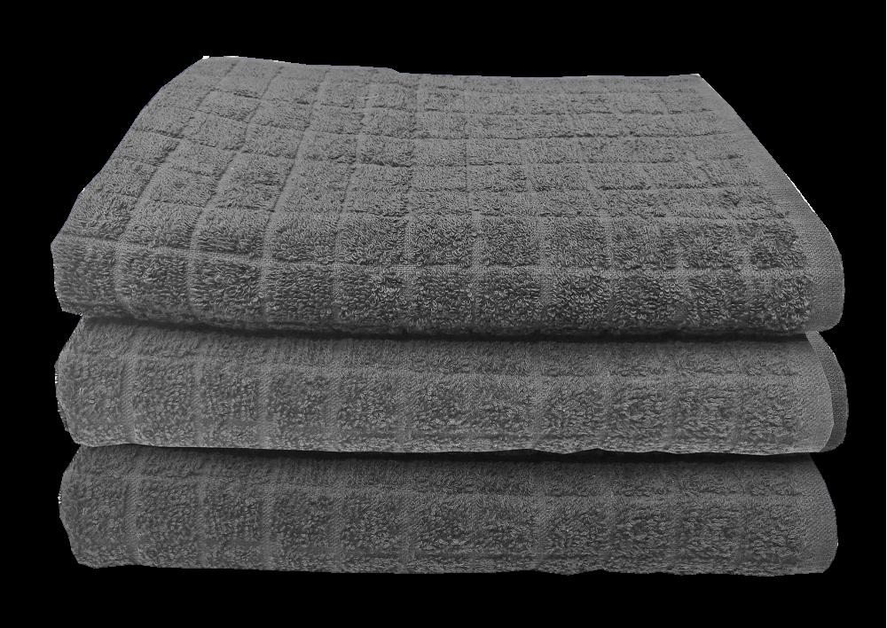 Froté ručník JERRY šedý