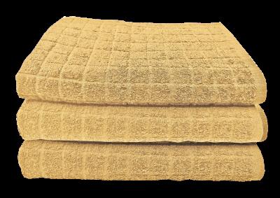 Pracovní froté ručník JERRY béžový