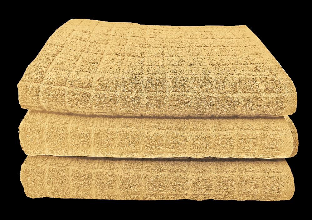 Froté ručník JERRY béžový