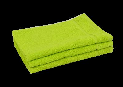 Froté ručník - CLASSIC 30x50cm zelený