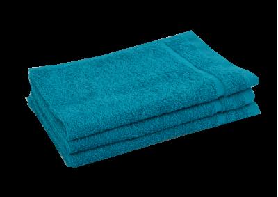 Froté ručník - CLASSIC 30x50cm tyrkysový