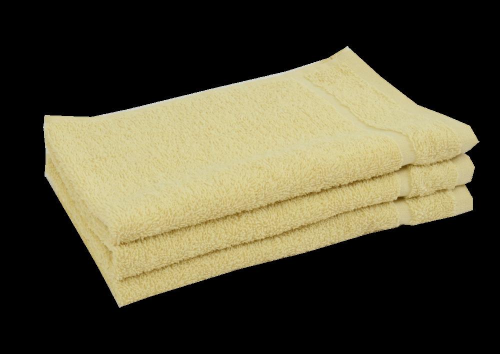 Froté ručník - CLASSIC 30x50cm krémový