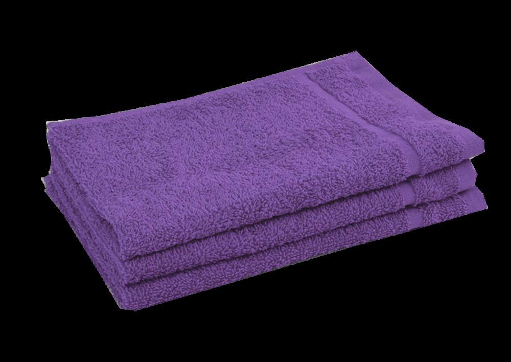 Froté ručník - CLASSIC 30x50cm fialový