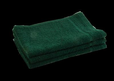Froté ručník - CLASSIC 30x50cm tmavě zelený