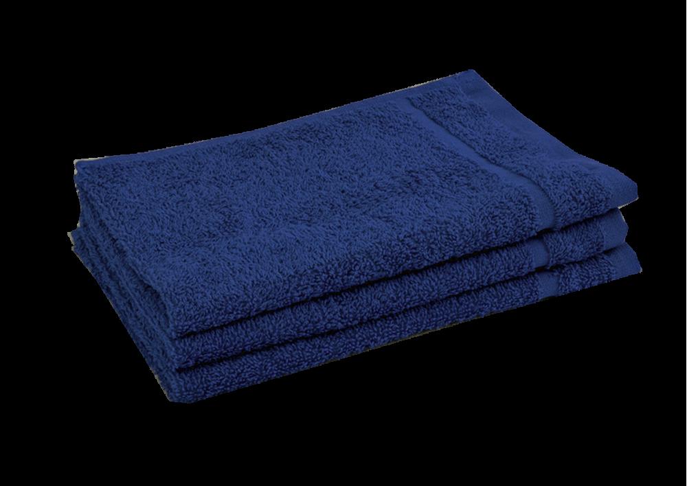 Froté ručník - CLASSIC 30x50cm tmavě modrý