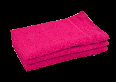 Froté ručník - CLASSIC 30x50cm růžový