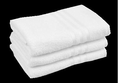 Froté ručník - Bílý pruh