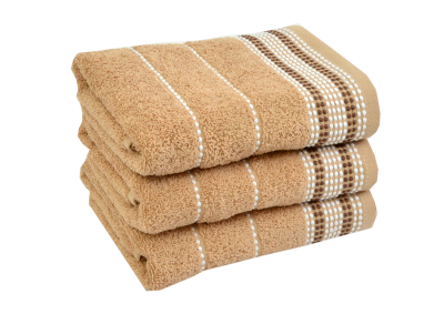 Froté ručník - BARBARA Béžový
