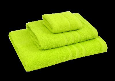 Froté ručník - CLASSIC 50x100cm zelený