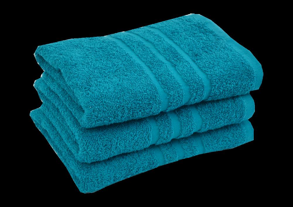 Froté ručník - CLASSIC 50x100cm tyrkysový
