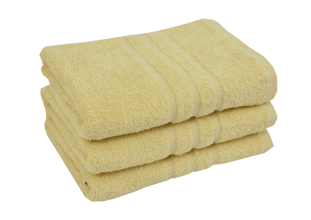 Froté ručník - CLASSIC 50x100cm Krémový