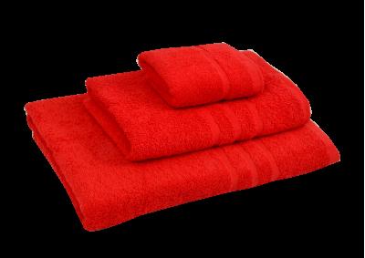 Froté osuška - CLASSIC 70x140cm červená