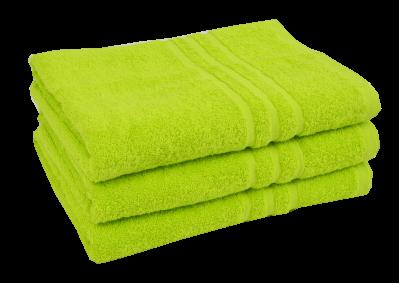 Froté osuška - CLASSIC 70x140cm zelená