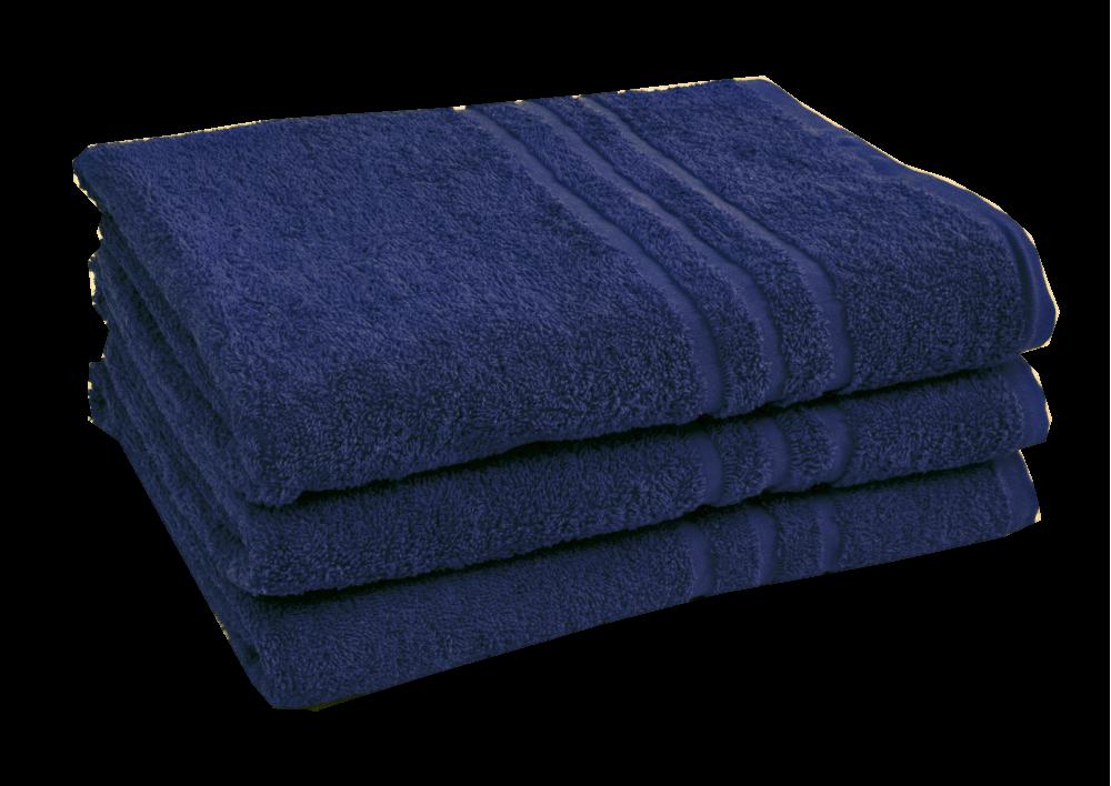 Froté osuška - CLASSIC 70x140cm Tmavě modrá
