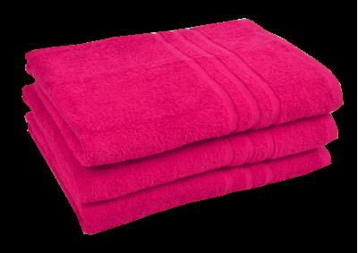 Froté osuška - CLASSIC 70x140cm Růžový