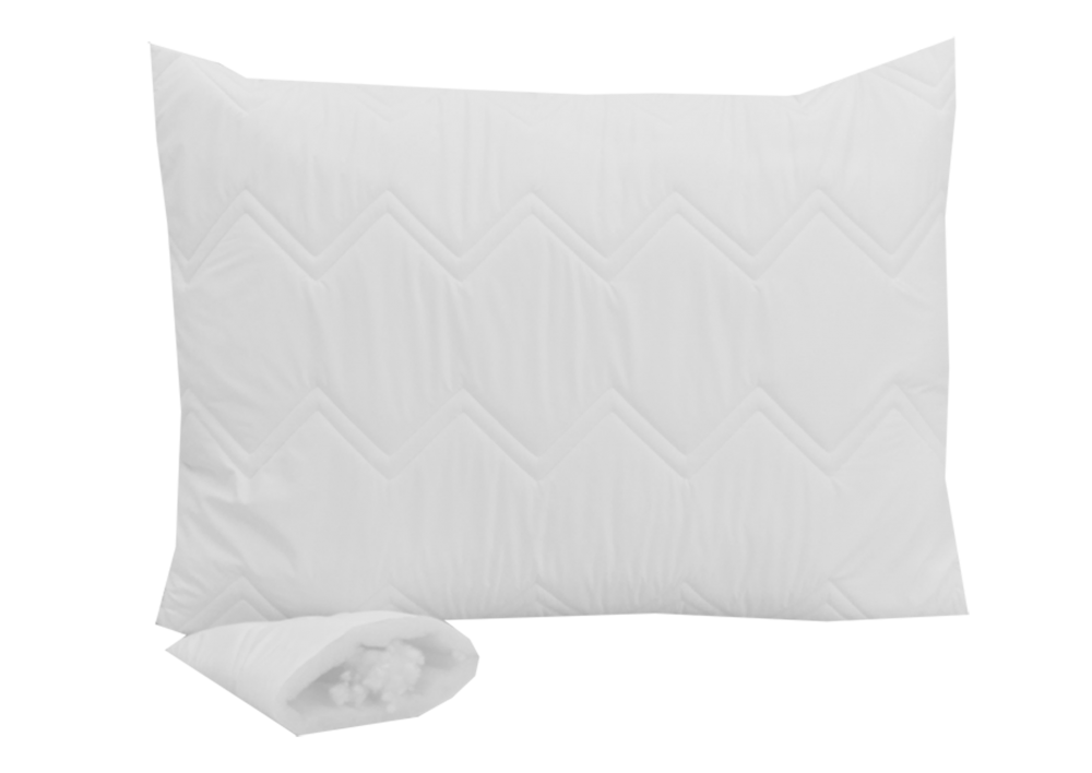 Plněný polštář Relax s kuličkovou náplní celozašitý