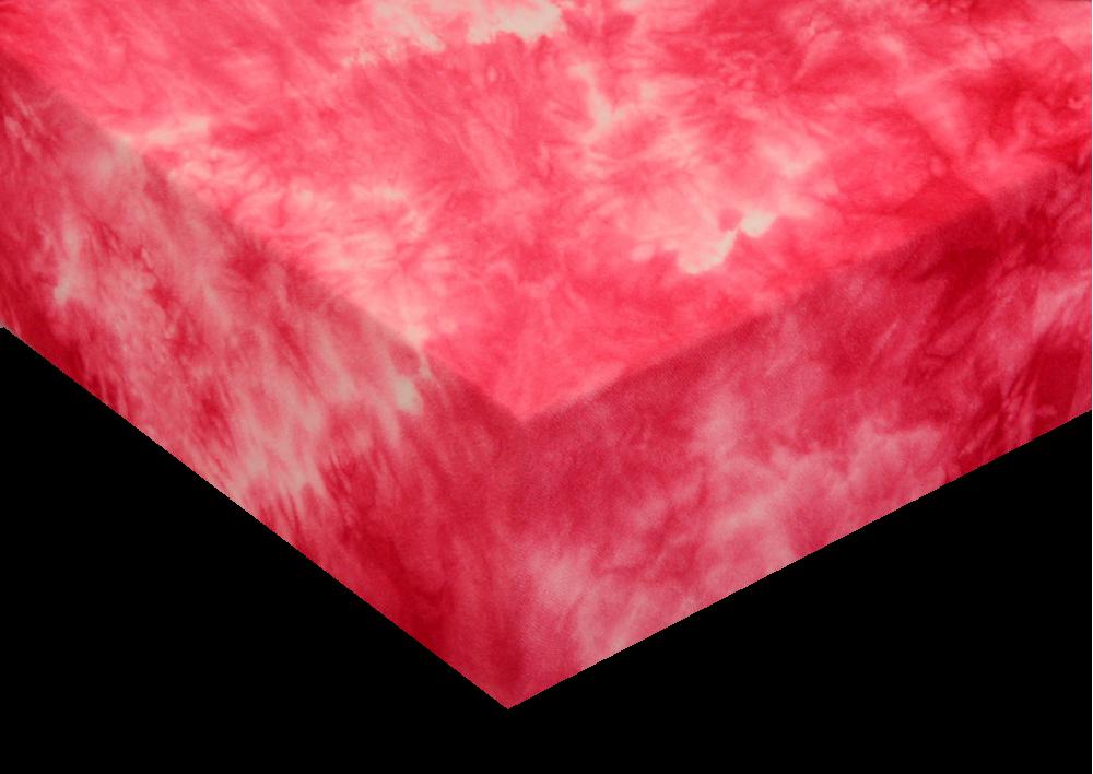 Luxusní froté prostěradlo Červená BATIKA (400)