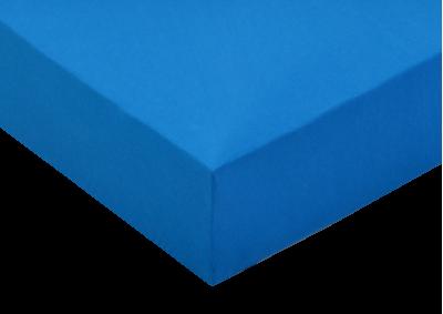 Jersey prostěradlo Královská modrá