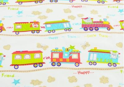 Vláček (dětská bavlna) metráž