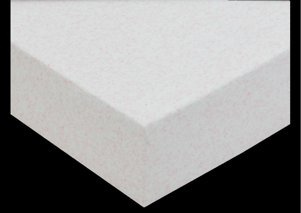 Froté prostěradlo melír tmavě růžové 90x200x30 - II. Jakost