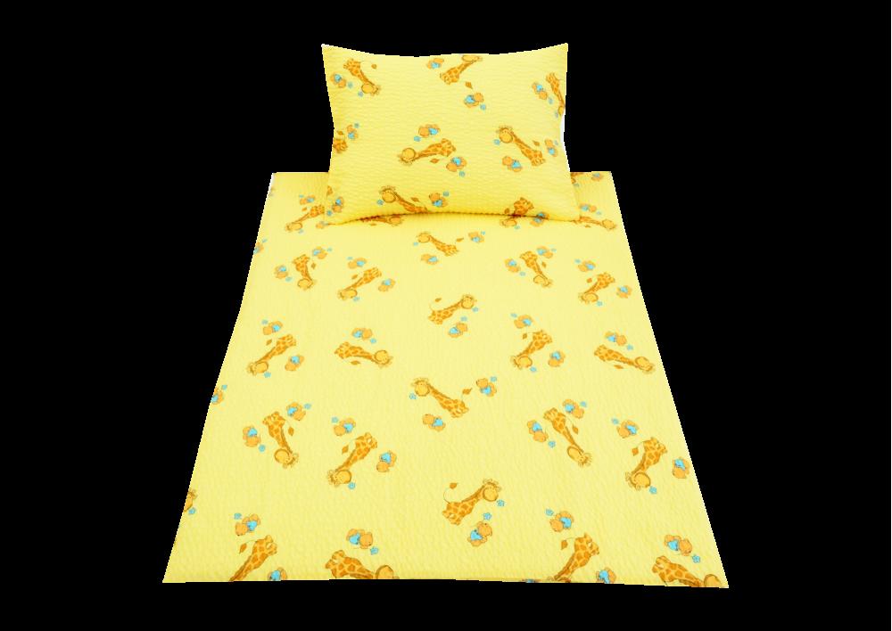 Žirafa žlutá (dětský krep)