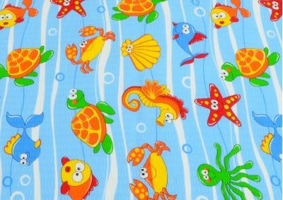 Podmořský svět(dětský krep)