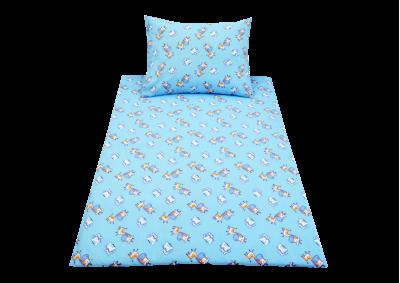 Žirafka s kočičkou (dětská bavlna)