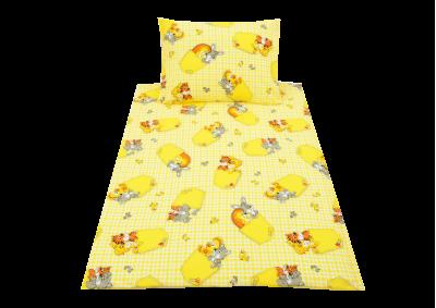 Zvířátka v kapse (dětská bavlna)