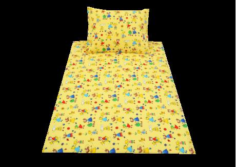 Barevná zvířátka (dětská bavlna)