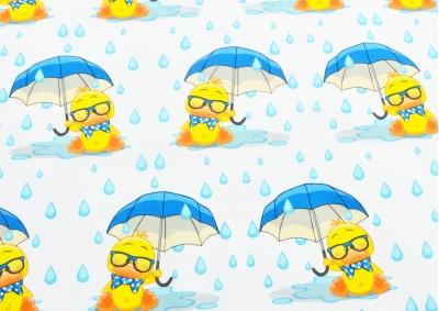 Kačer s deštníkem (dětská bavlna)