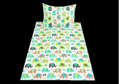 Slon barevný (dětská bavlna)