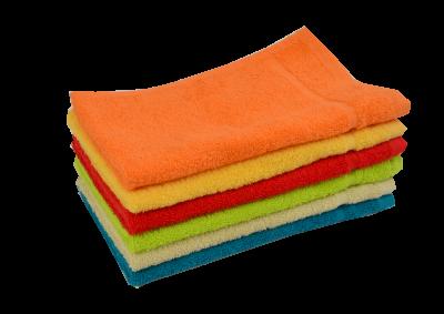 Froté ručník jednobarevný 30x50cm