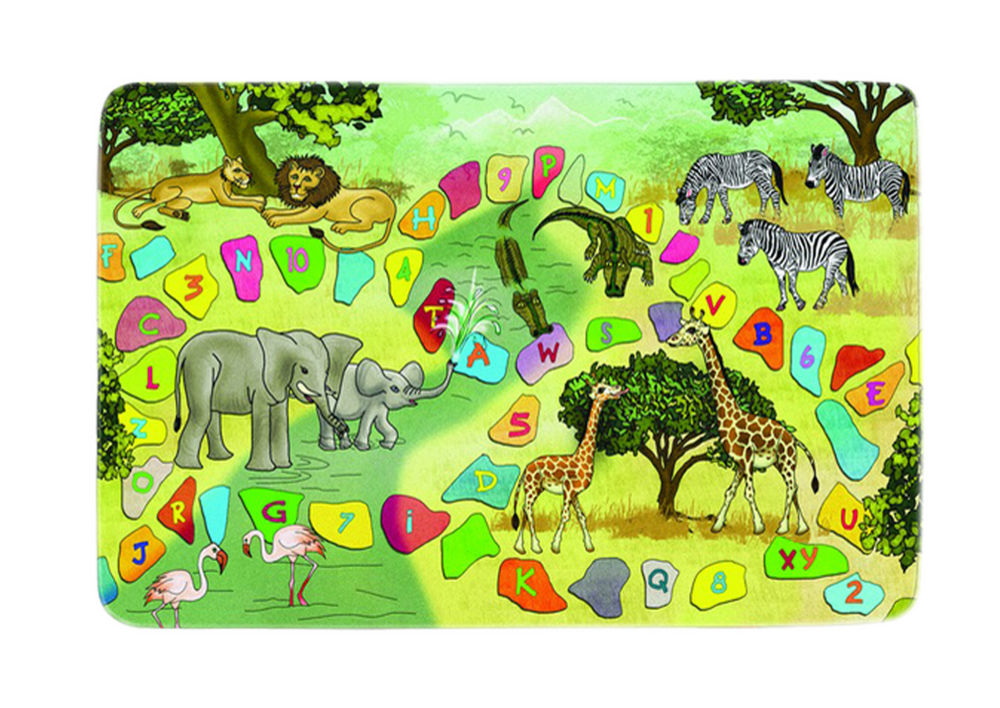 Dětské - safari