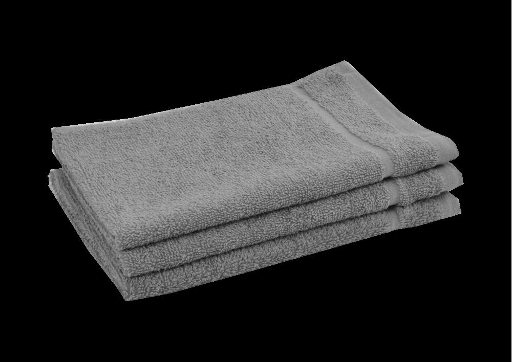 Froté ručník - CLASSIC 30x50cm světle šedivý