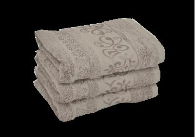 Bambusový ručník CATANIA Latté