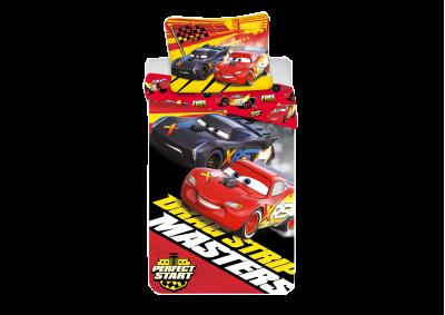 Bavlněné povlečení Cars Masters