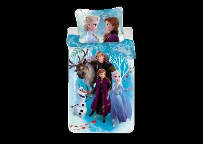 Bavlněné povlečení Frozen 2 family