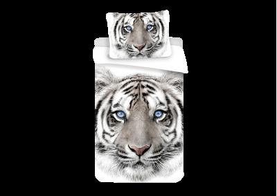 Bavlněné povlečení Bílý Tygr