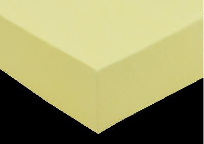 Froté prostěradlo Banánové 180x200 - partie