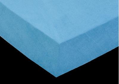 Froté prostěradlo Modré 200x220 - II. jakost