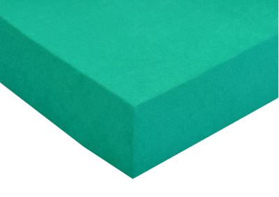 Froté prostěradlo Nefrit 200x220 - II. jakost